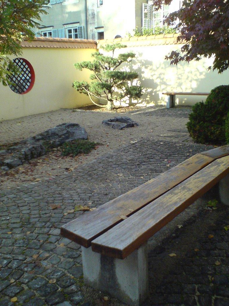 La Chaux-De-Fonds, Jardin Japonais | Mapio avec Chaux Jardin