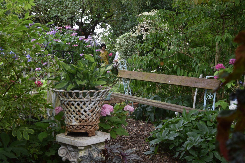 La Chaux | Visite Du Jardin Des Sources Organisée Le 15 Juillet destiné Chaux Jardin