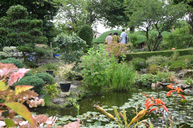 La Chaux | Visite Du Jardin Des Sources Organisée Le 15 Juillet encequiconcerne Chaux Jardin