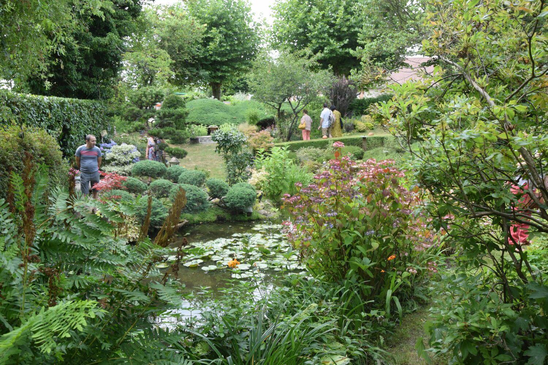La Chaux | Visite Du Jardin Des Sources Organisée Le 15 Juillet tout Chaux Jardin