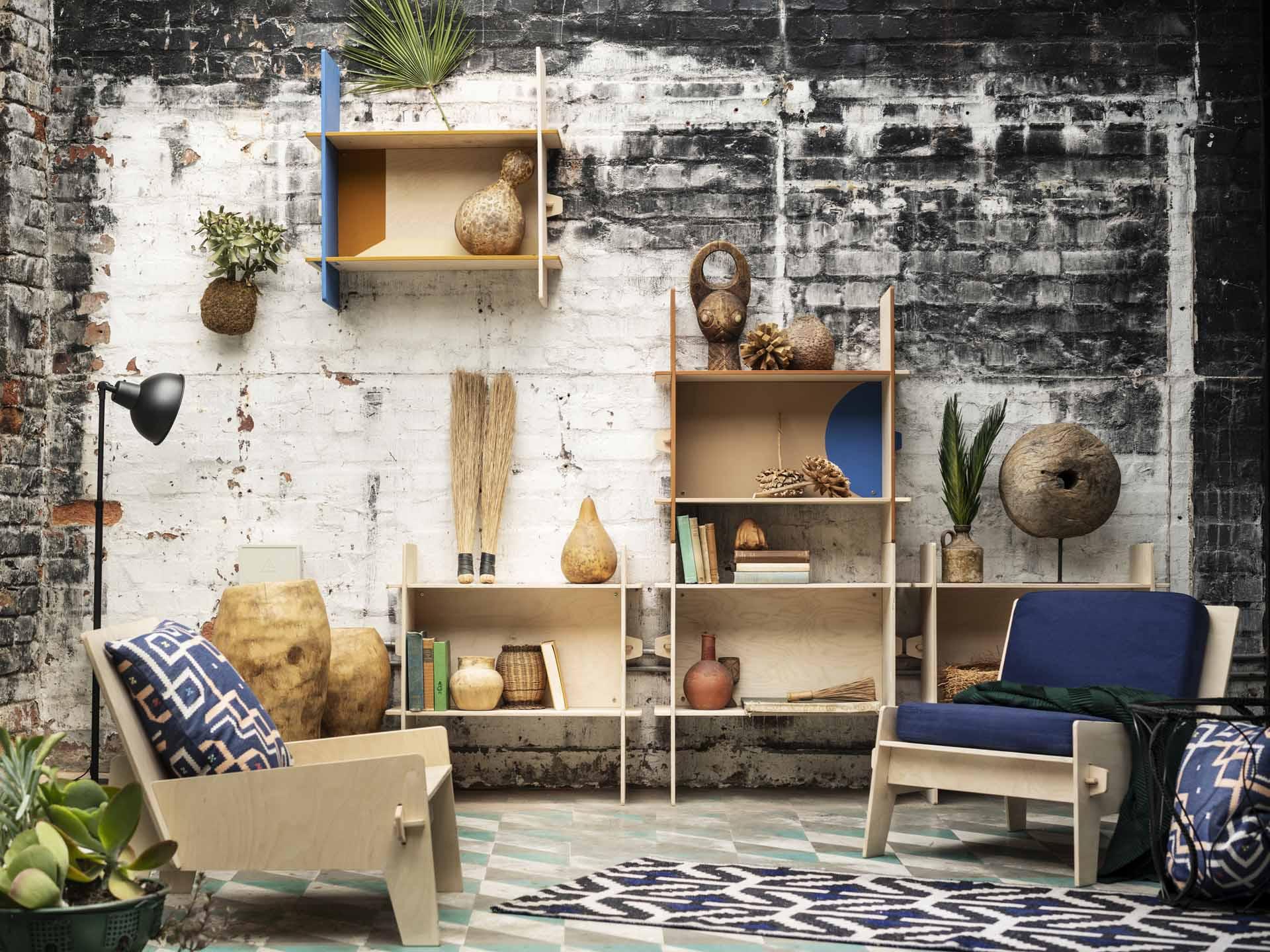 La Collection Déco Africaine Ikea Överallt - Cdeco.fr pour Mobilier De Jardin Ikea