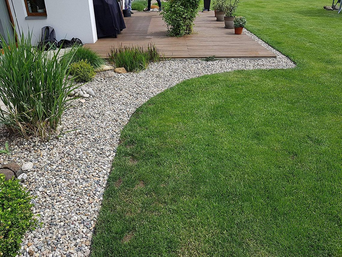 La Meilleure Bordure De Jardin, Comparatif Et Avis - Le ... avec Delimitation Jardin