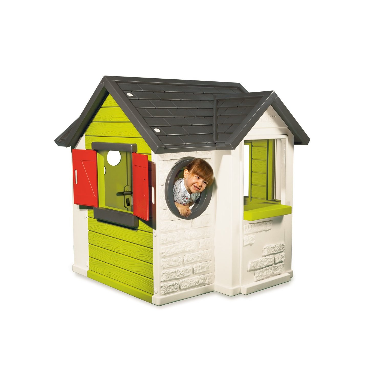 La Petite Maison Dans Le Jardin (Smoby) - pour Maison Jardin Smoby