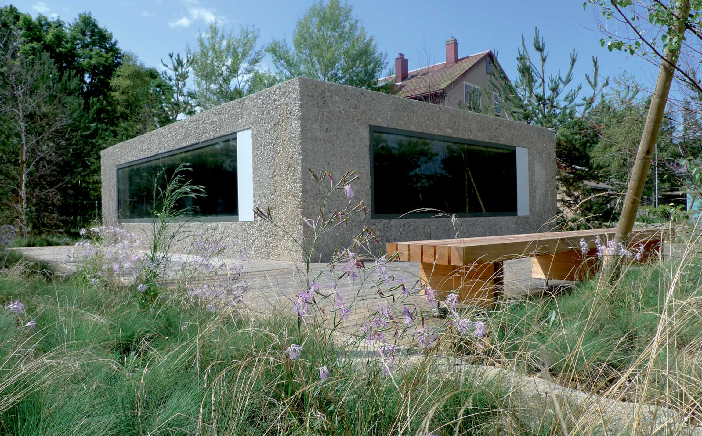 Le Jardin Du Temps, Le Brassus- Fondation Audemars Piguet serapportantà Fondation Abri De Jardin