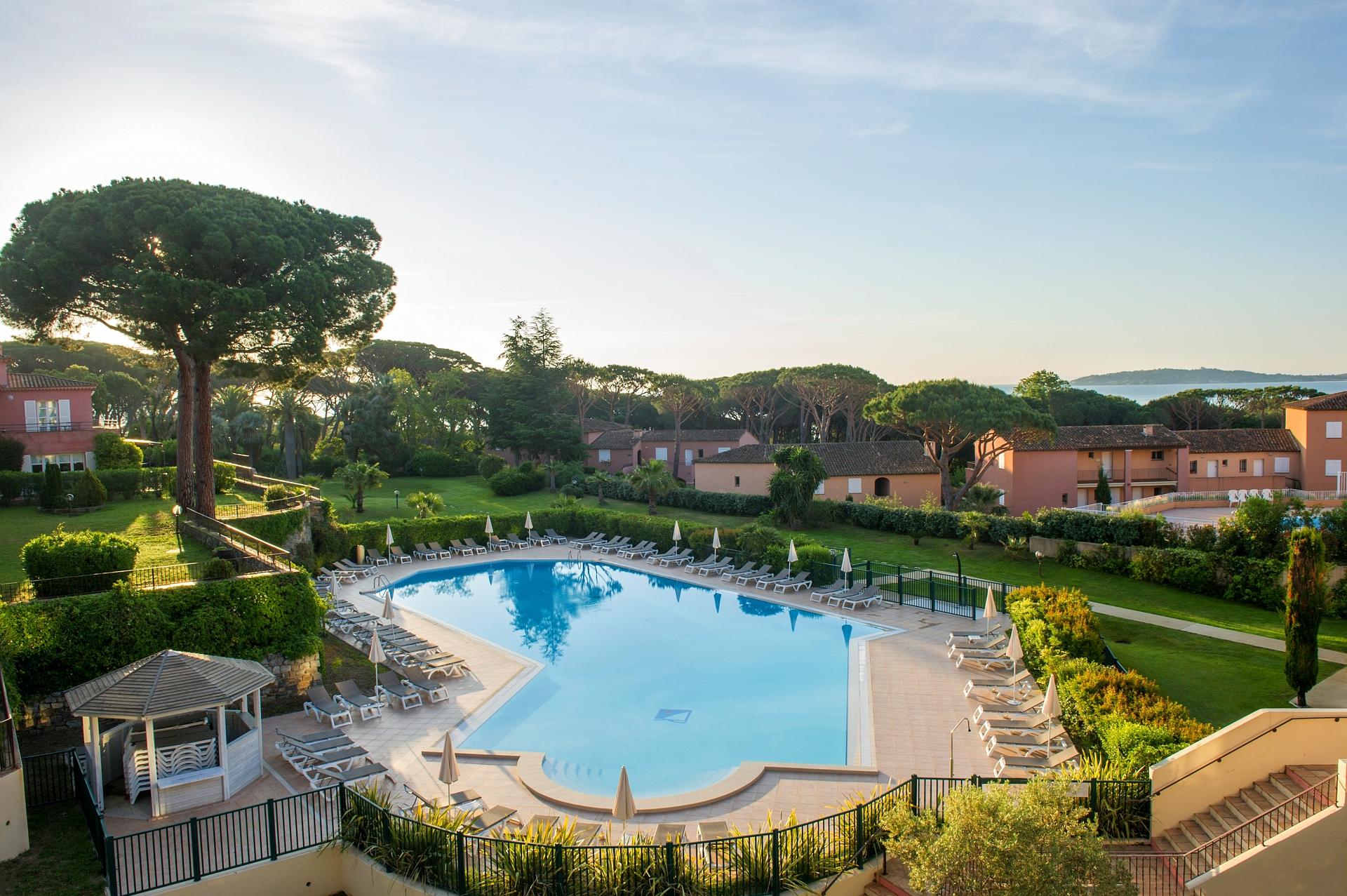 Les Jardins De Sainte Maxime : Cohésion Et Déconnexion ... avec Hotel Les Jardins De Sainte Maxime