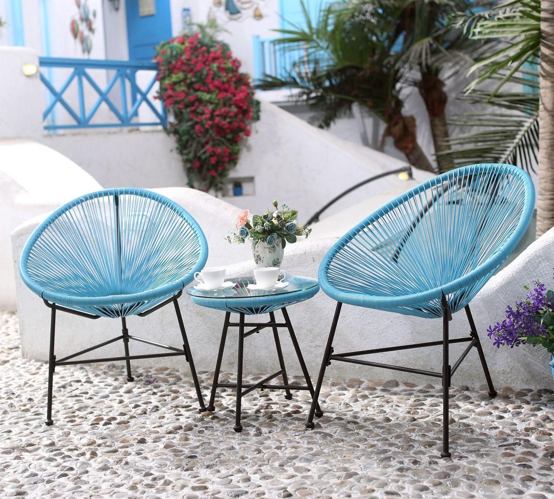 L'histoire Du Fauteuil Acapulco - Concept Usine destiné Fauteuil Oeuf Jardin