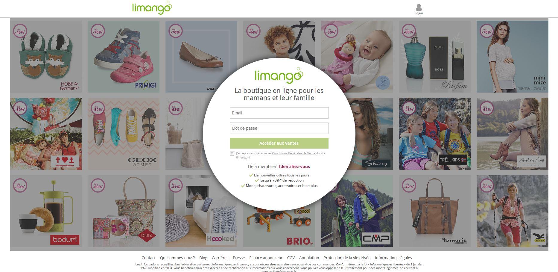 Ma Wish List Limango - Nouvelles Ventes Privées - Zozomum ... tout Vente Privée Jardin