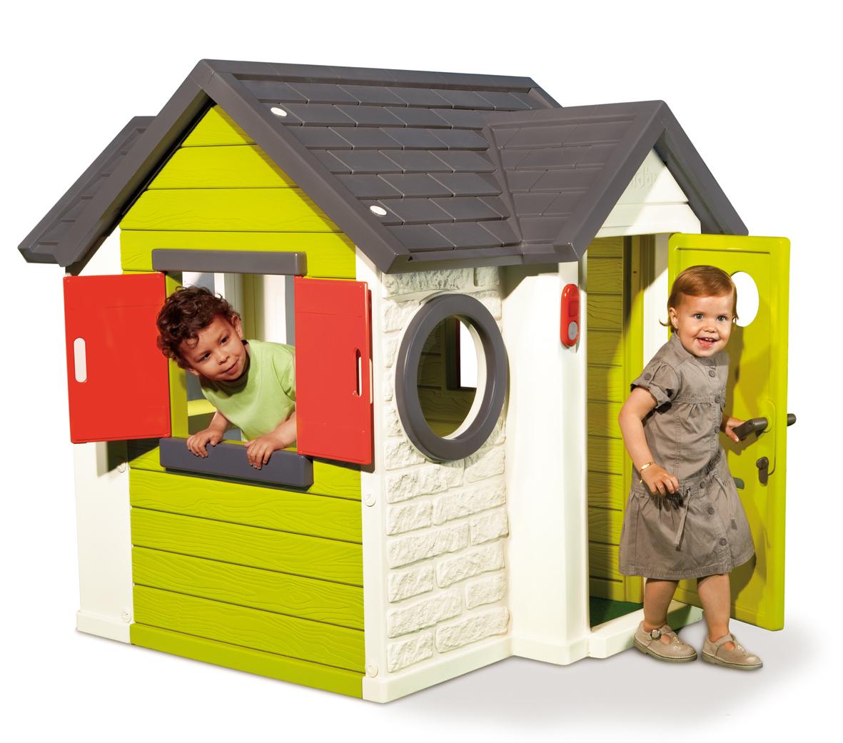 Maison De Jardin Smoby - L'univers Du Bébé pour Maison De Jardin Smoby