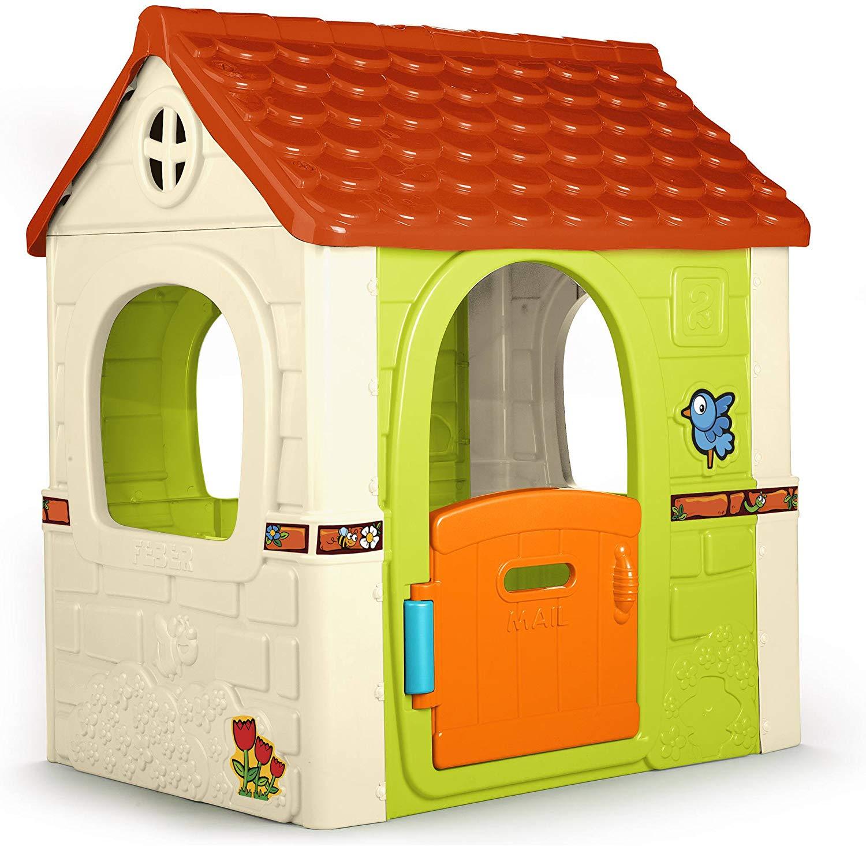 Maison Fantasy House - Feber à Maison De Jardin Pour Enfant