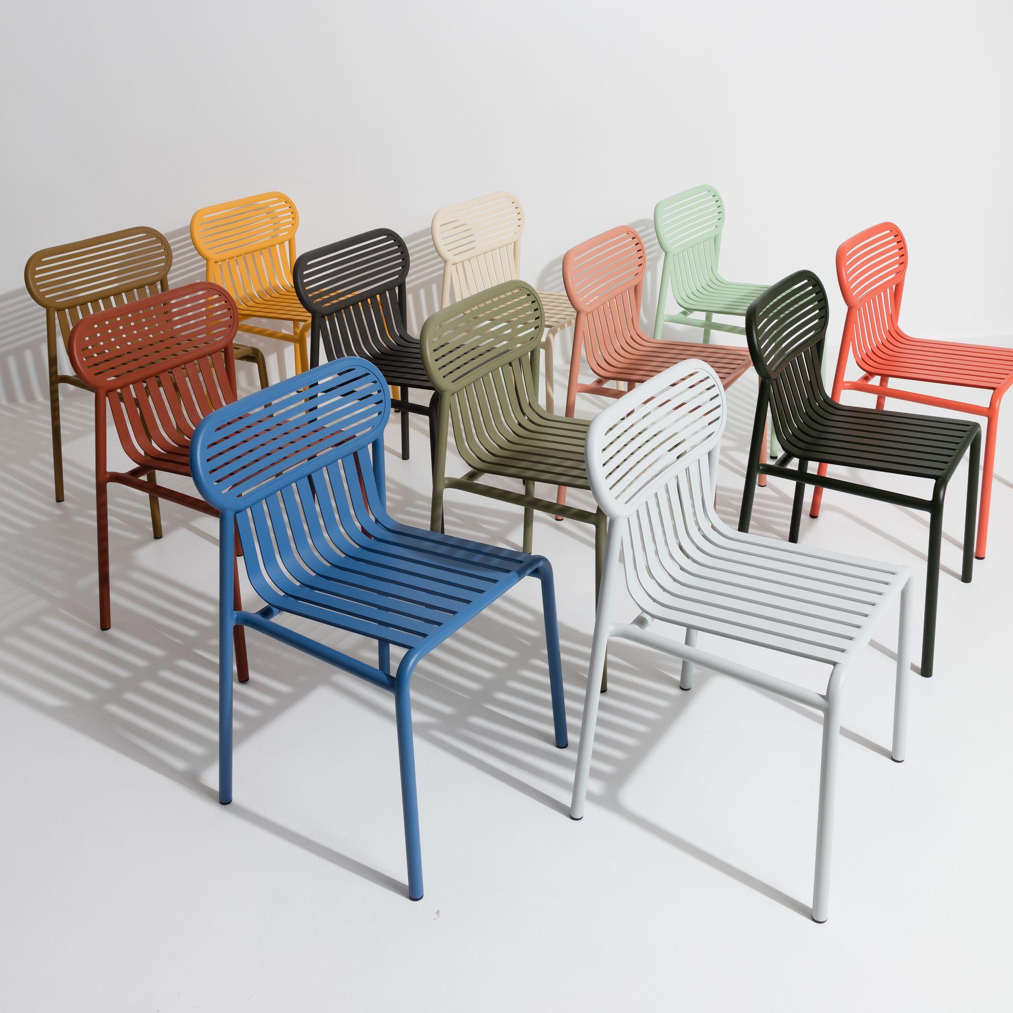 Mobilier De Jardin Design - Design Garden Furniture - Week ... à Salon De Jardin Table Haute