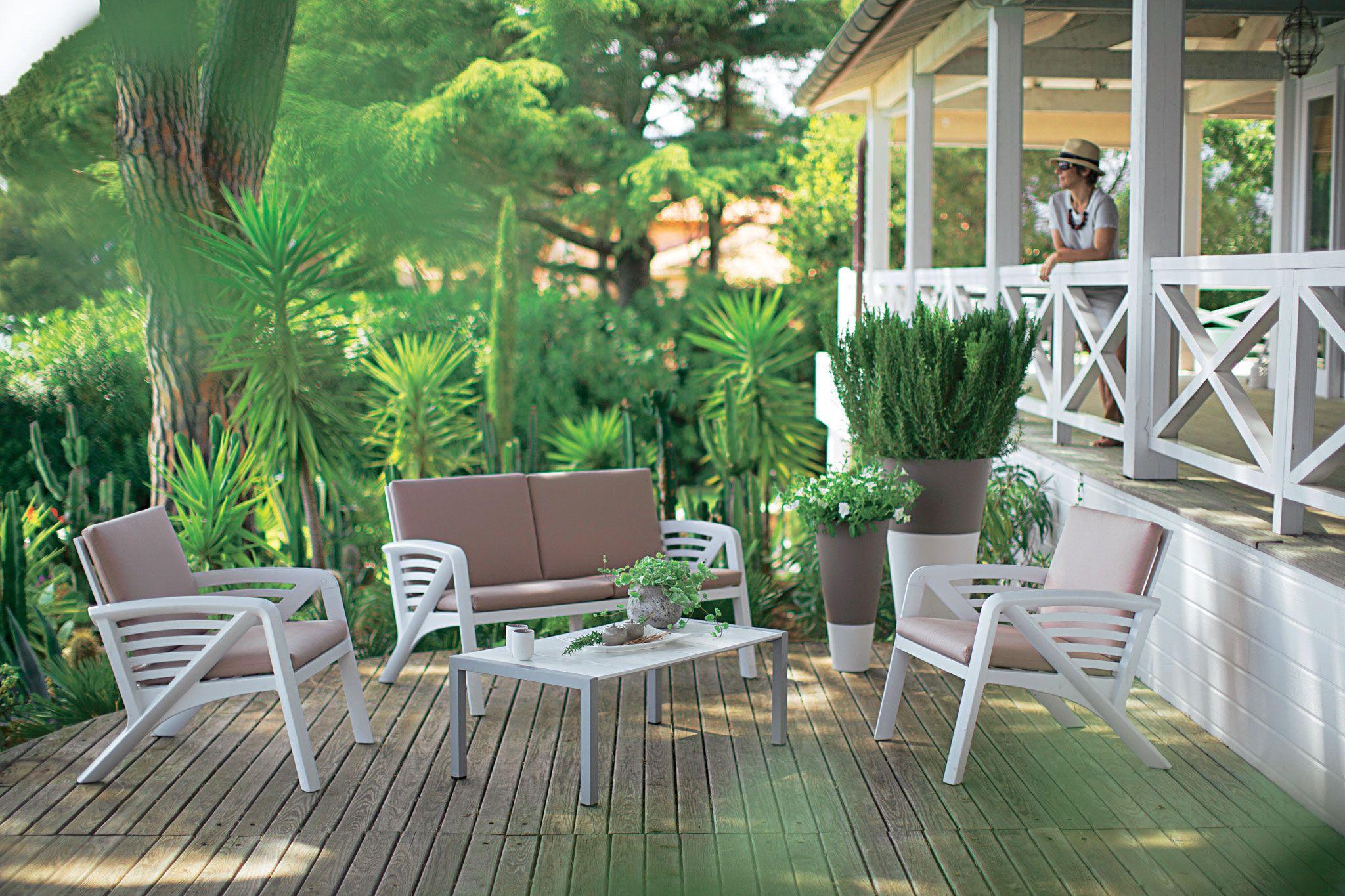 Mobilier De #jardin #truffaut | Salon De Jardin, Salon De ... destiné Salon De Jardin Truffaut