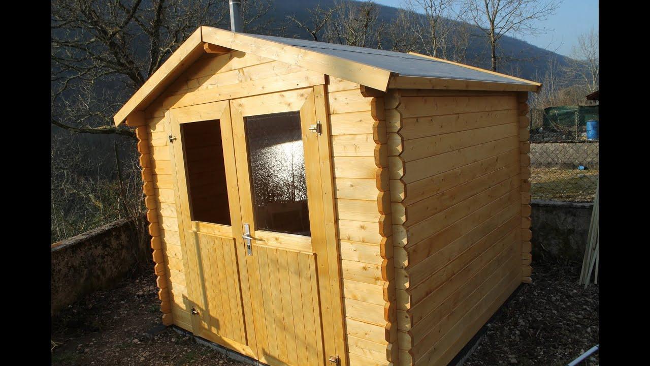 Montage Abri De Jardin - Installer Un Abri De Jardin - Facilement: Un Ex No  Life Bricole concernant Cabane De Jardin Castorama