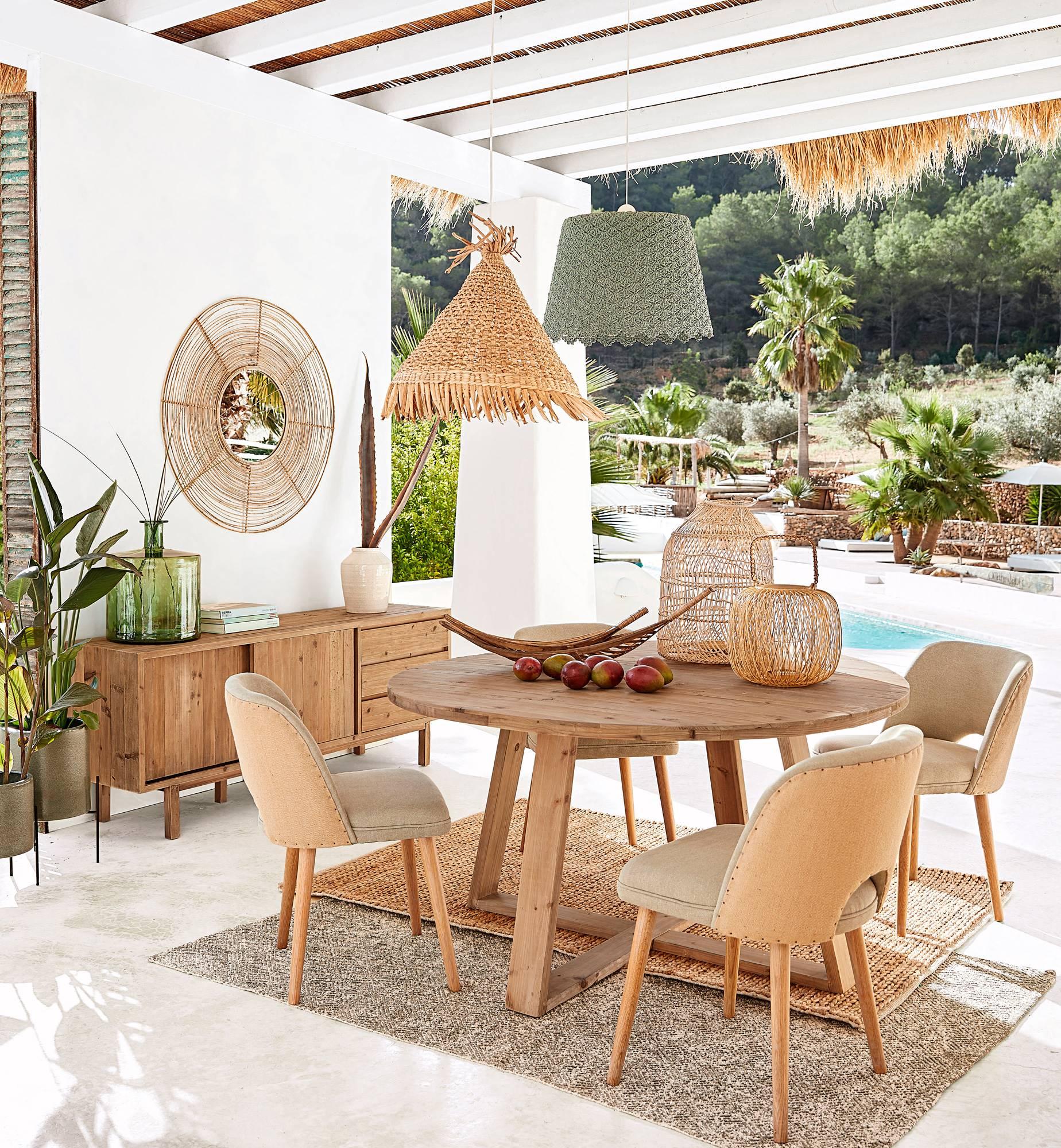 Muebles Para La Primavera Verano De Maisons Du Monde à Salon De Jardin Maison Du Monde