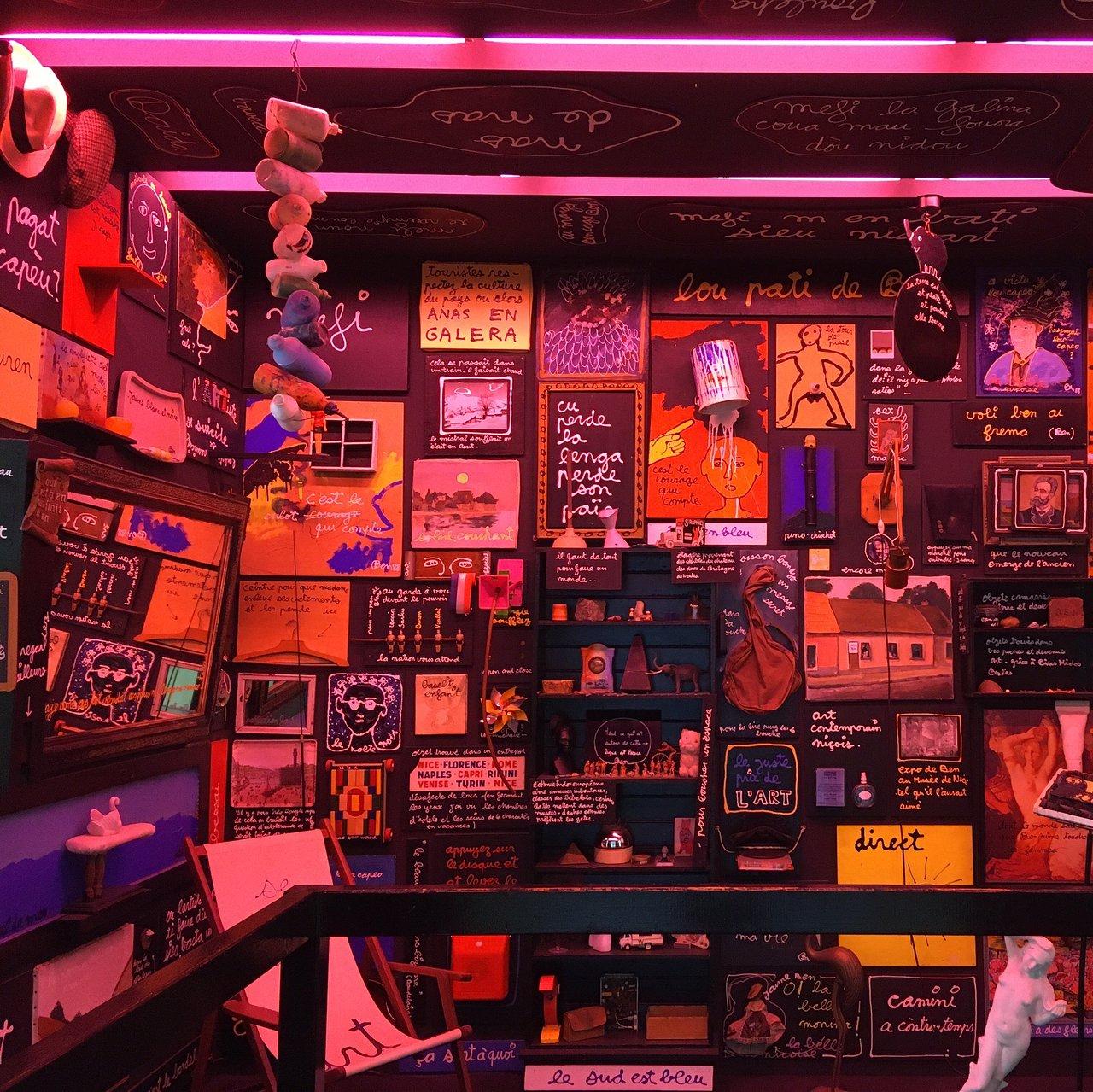 Musée D'art Moderne Et D'art Contemporain - Nice - Musée D ... tout Salon De Jardin Casino