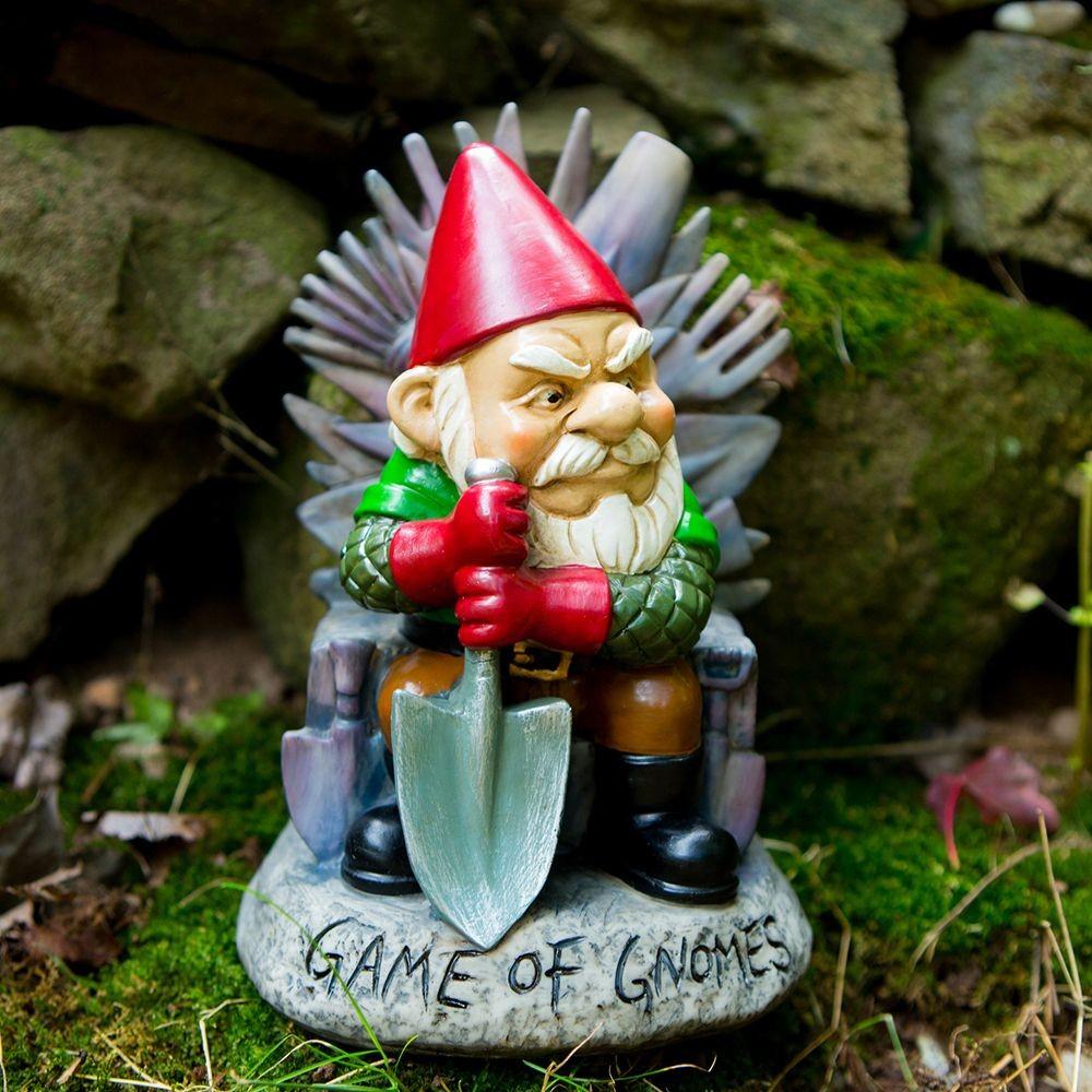 Nain De Jardin Game Of Gnomes serapportantà Nain De Jardin Pas Cher