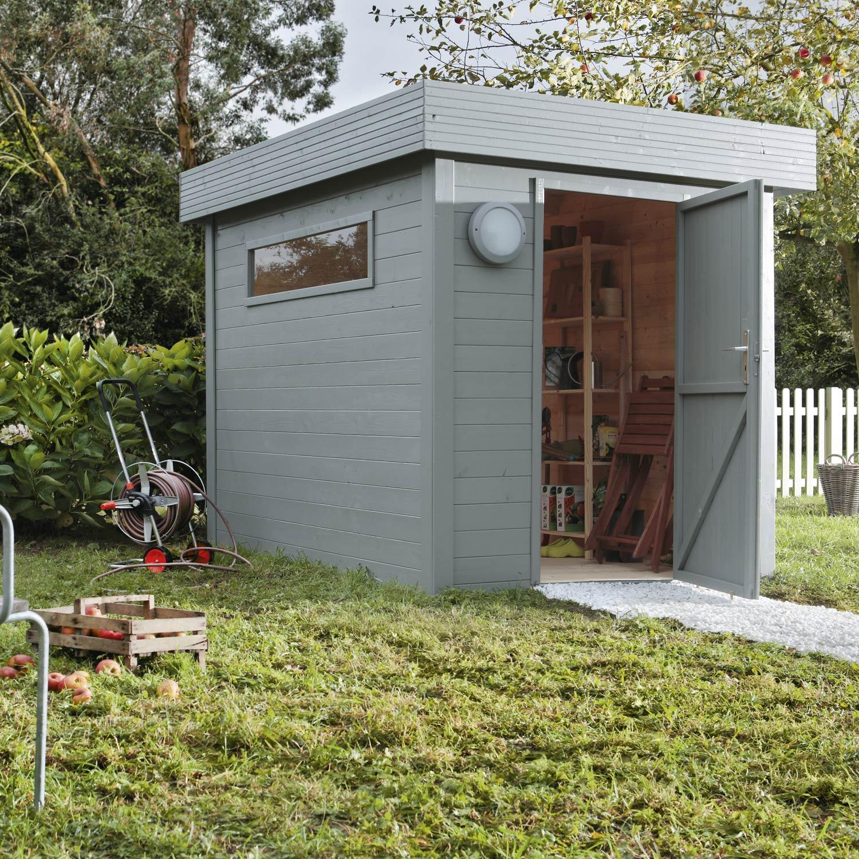Nouveau Style Bc76F 46366 Cabane 5M2 - Uscompiegne.fr concernant Abri De Jardin Moins De 5M2