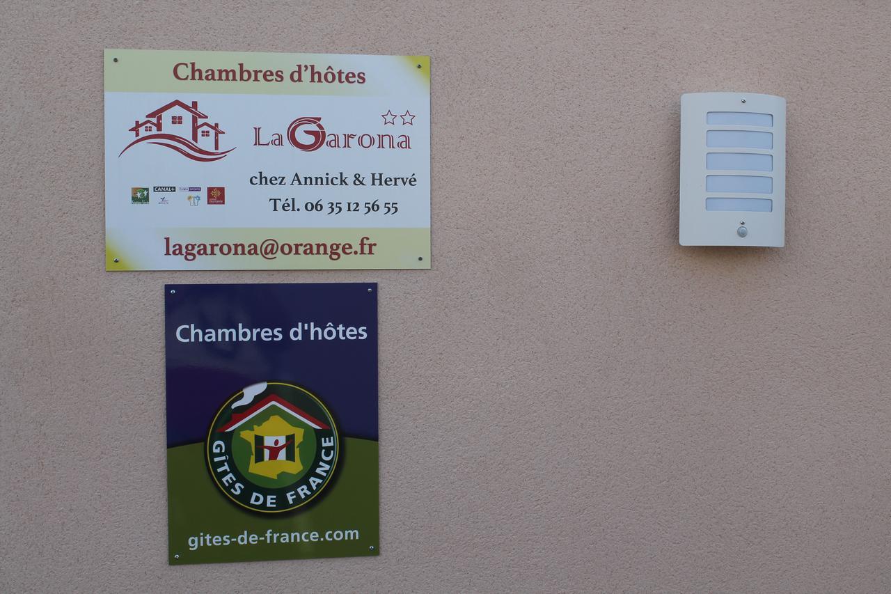 Oda Ve Kahvaltı La Garona (Fransa Saint-Nicolas-De-La-Grave ... avec Salon De Jardin Intermarché