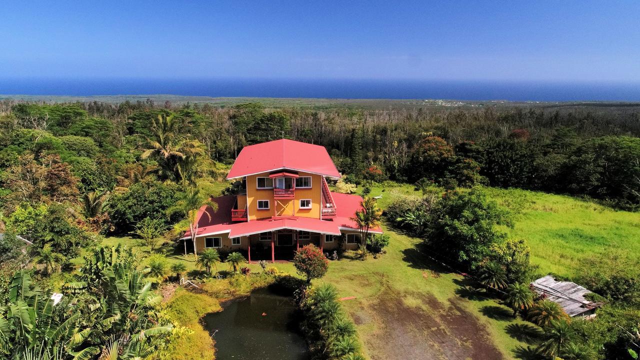 Oda Ve Kahvaltı Pele's Breath (Abd Pahoa) - Booking concernant Salon De Jardin Hawai