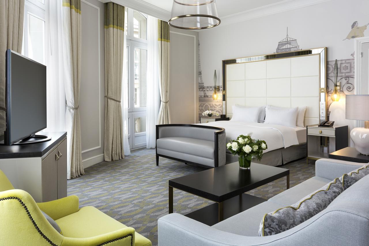 Otel Hilton Paris Opera (Fransa Paris) - Booking encequiconcerne Salon De Jardin Casino