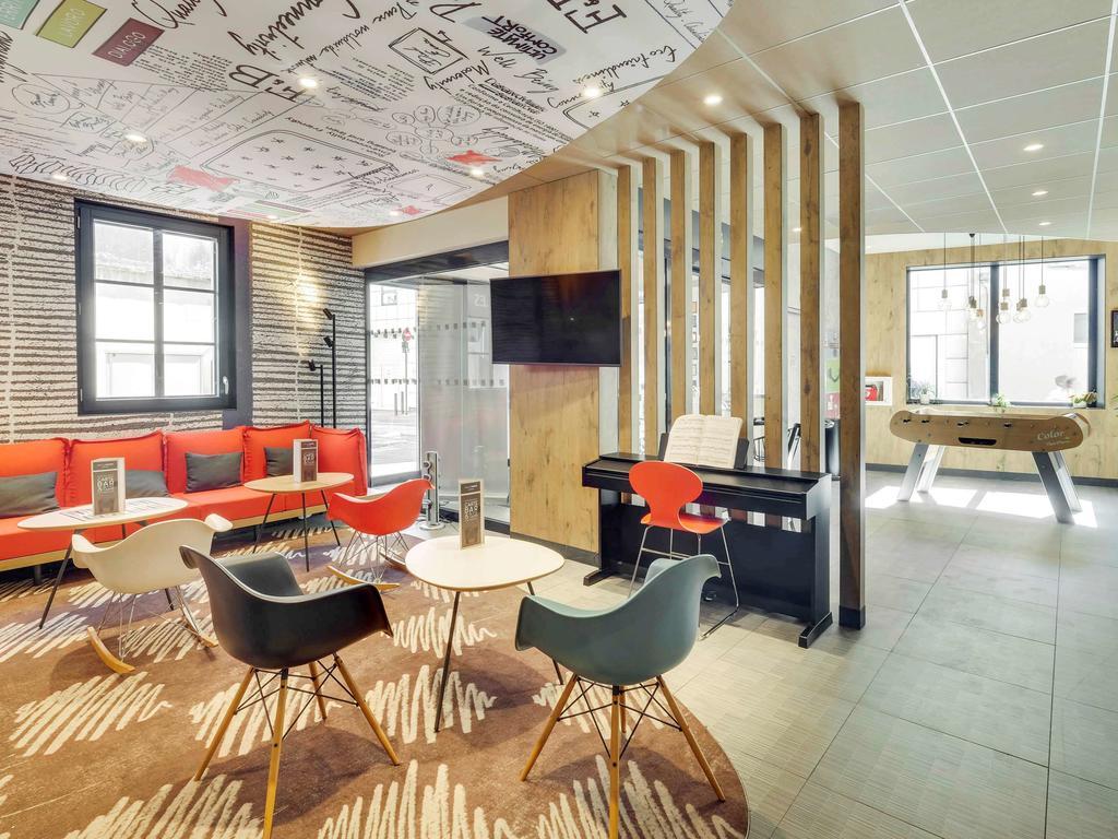 Otel Ibis Saint Germain En Laye Centre (Fransa Saint-Germain ... concernant Salon Jardin Alice Garden