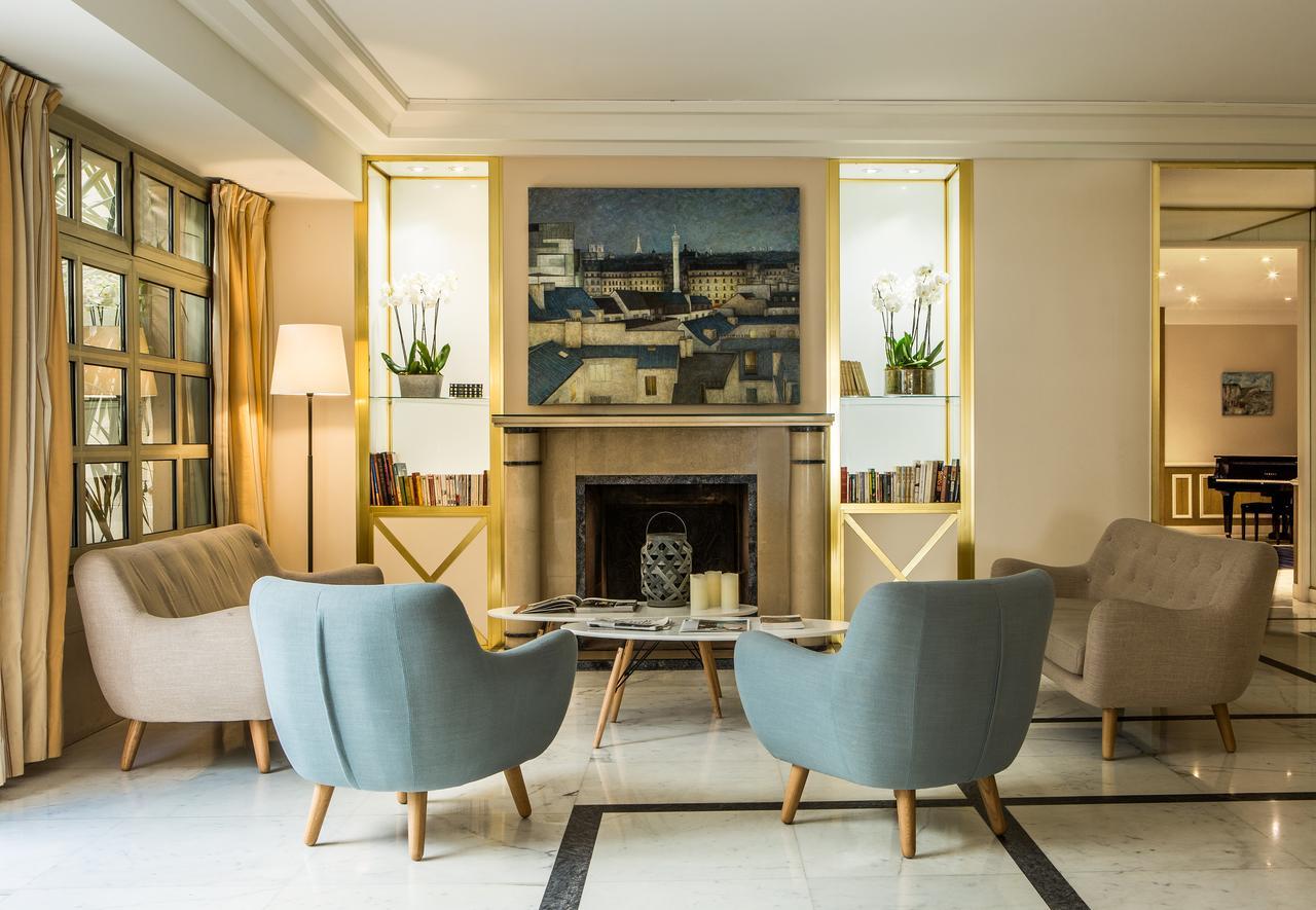 Otel Royal Garden Champs Elysées (Fransa Paris) - Booking à Salon De Jardin Super U