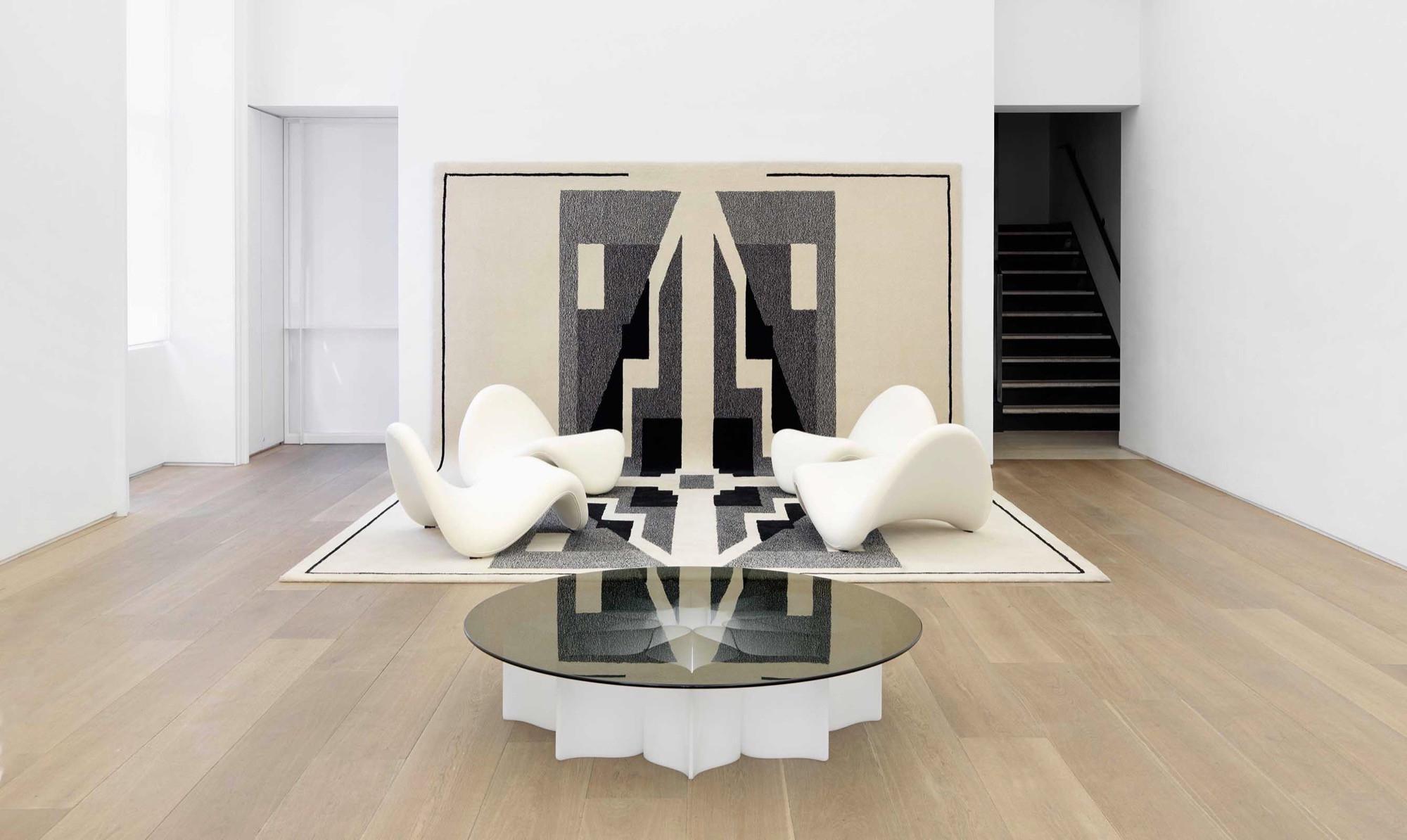 Pierre Paulin - Contemporary Art Exhibition à Salon De Jardin En Pierre