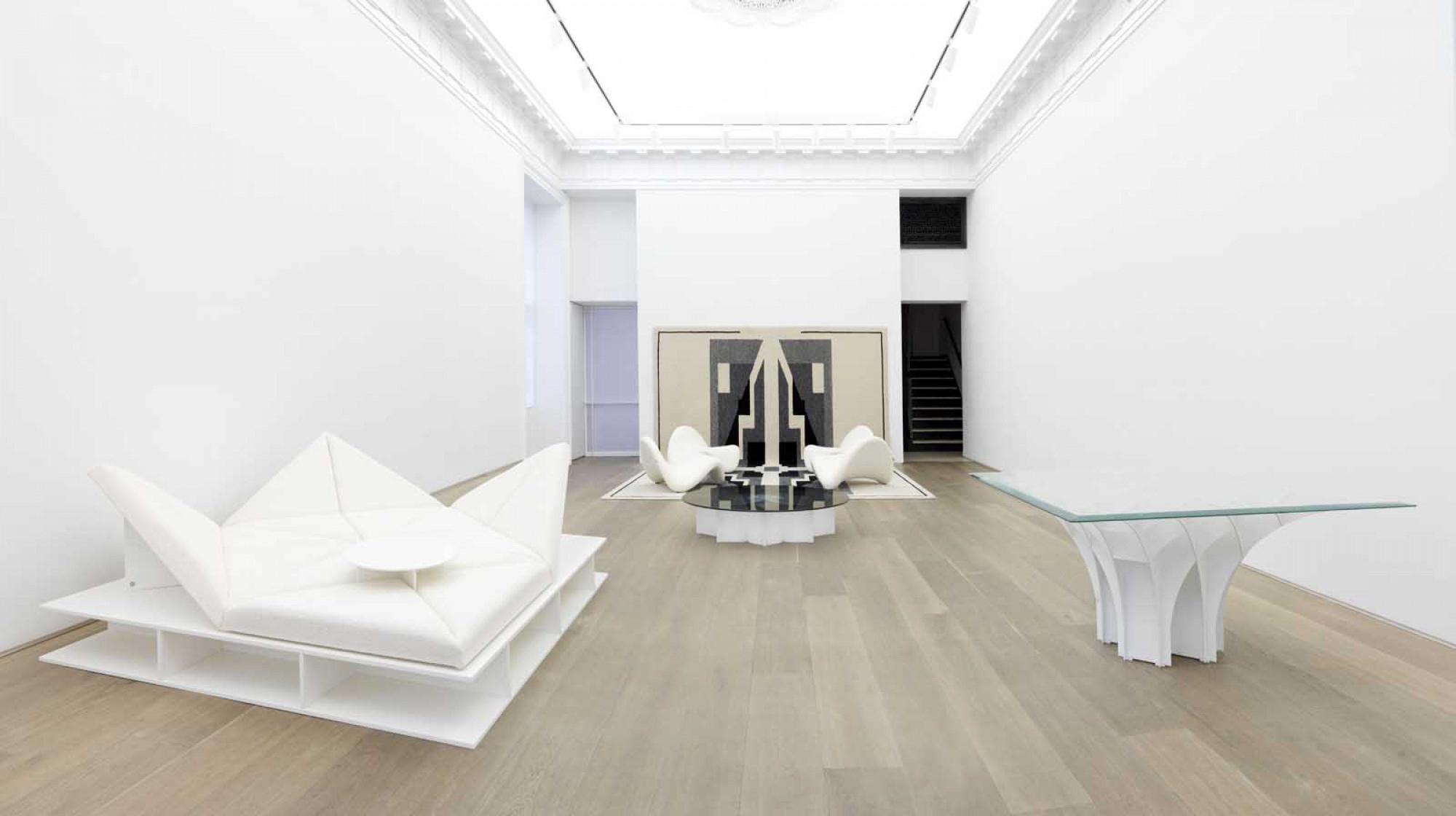 Pierre Paulin - Contemporary Art Exhibition dedans Salon De Jardin En Pierre