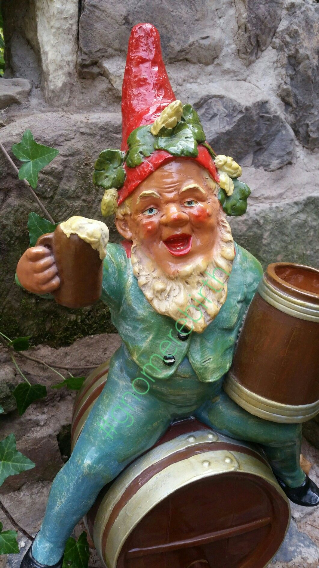 Pin Von Deborah Rieke Auf Gnomes In 2020 | Gartenzwerg, Gnome à Nain De Jardin Fuck