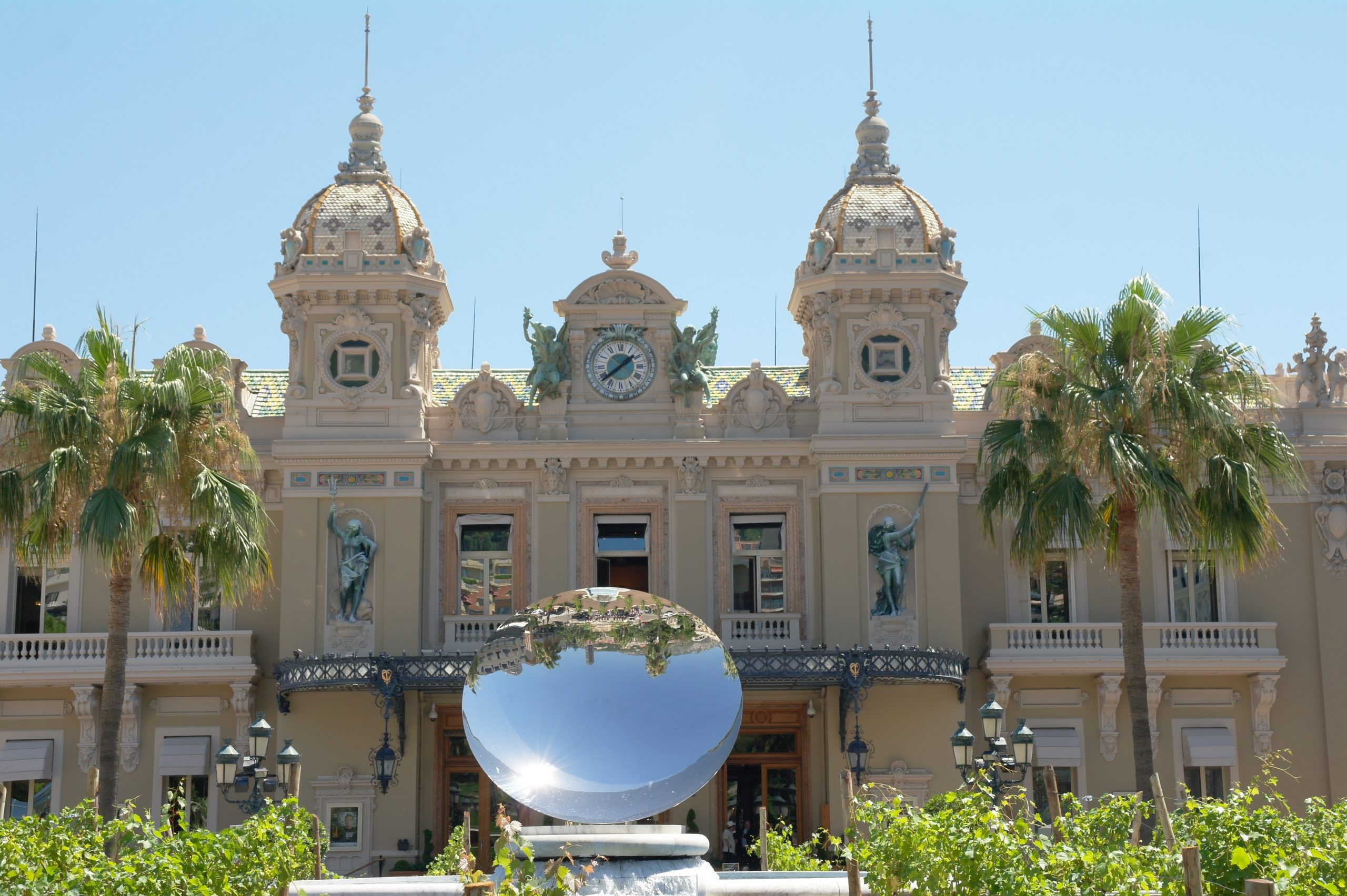 Prenses Grace Kelly'nin Güzel Ülkesi: Monako – Tatil Blogu encequiconcerne Salon De Jardin Monaco