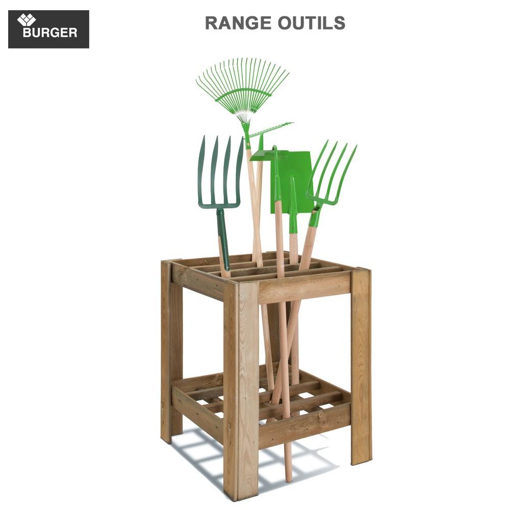 Range-Outils De Jardin Extérieur à Range Outils De Jardin