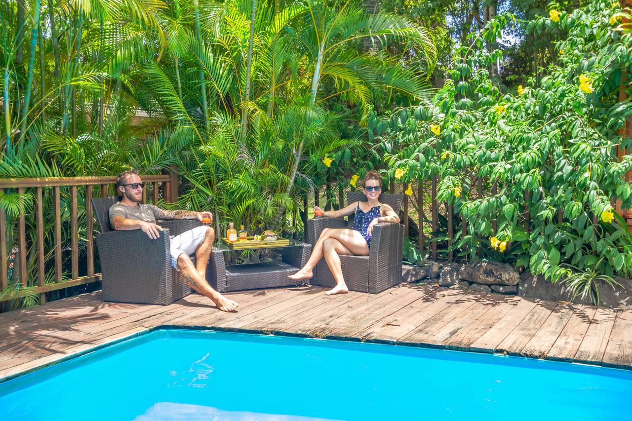 Resort Village Au Jardin Des Colibris, Deshaies, Guadeloupe ... intérieur Au Jardin Des Colibris