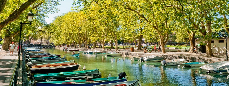 Romantik Bir Kaçamak İsteyenlere: Annecy Gezi Rehberi destiné Les Jardins Du Château Annecy