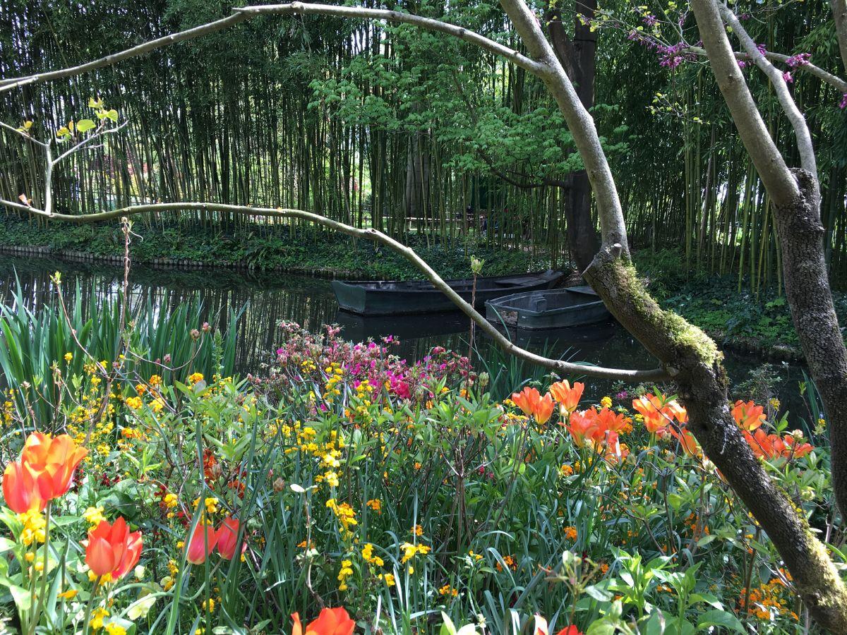 Rouen Ve Giverny – Gezgin Bilgin serapportantà Salon Jardin Alice Garden