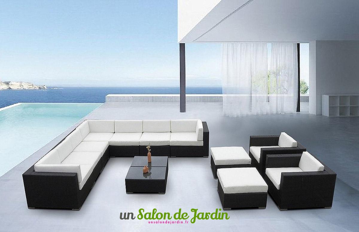 Salon De Jardin Résine Tressée Leroy Merlin - destiné Salon De Jardin Leroy Merlin Resine