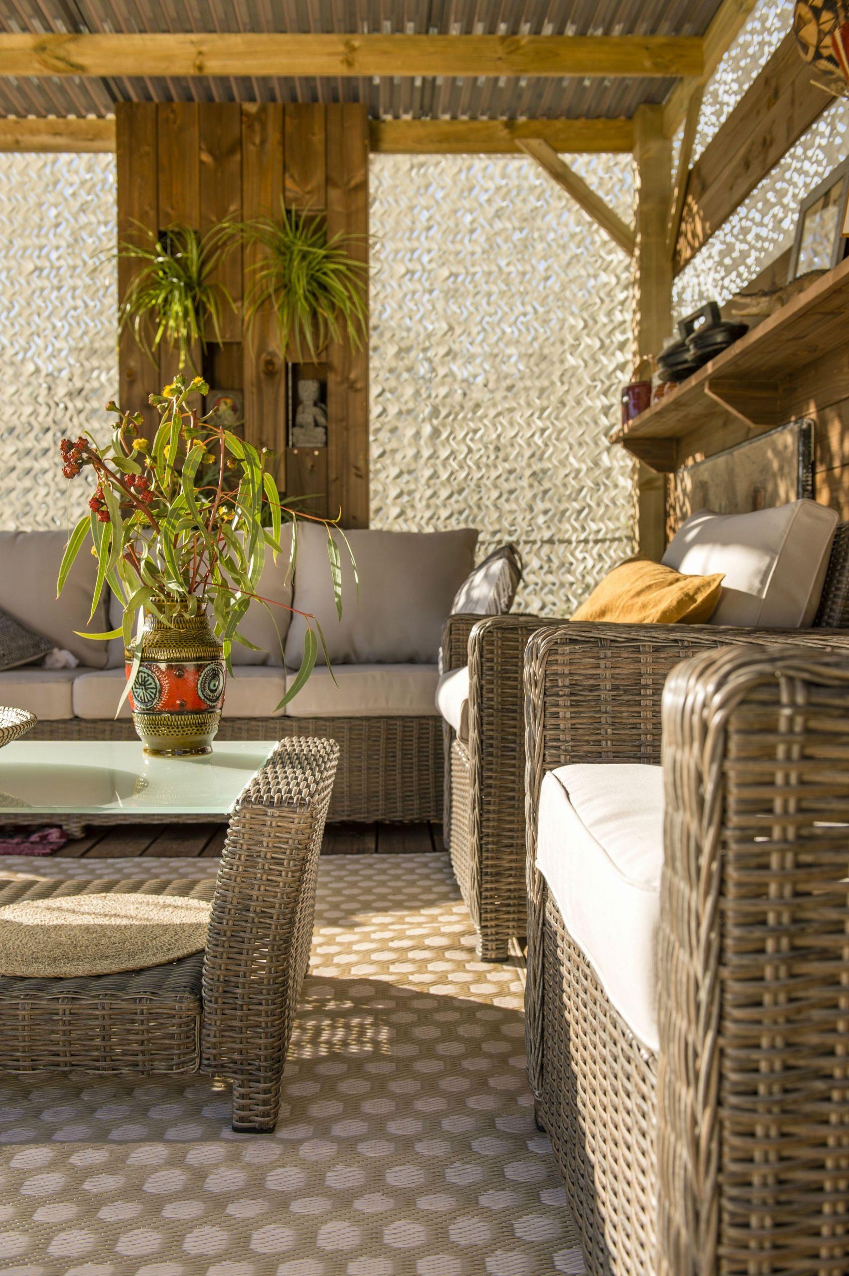 Salon De Jardin Rotin Conception - Idees Conception Jardin dedans Le Bon Coin Salon De Jardin