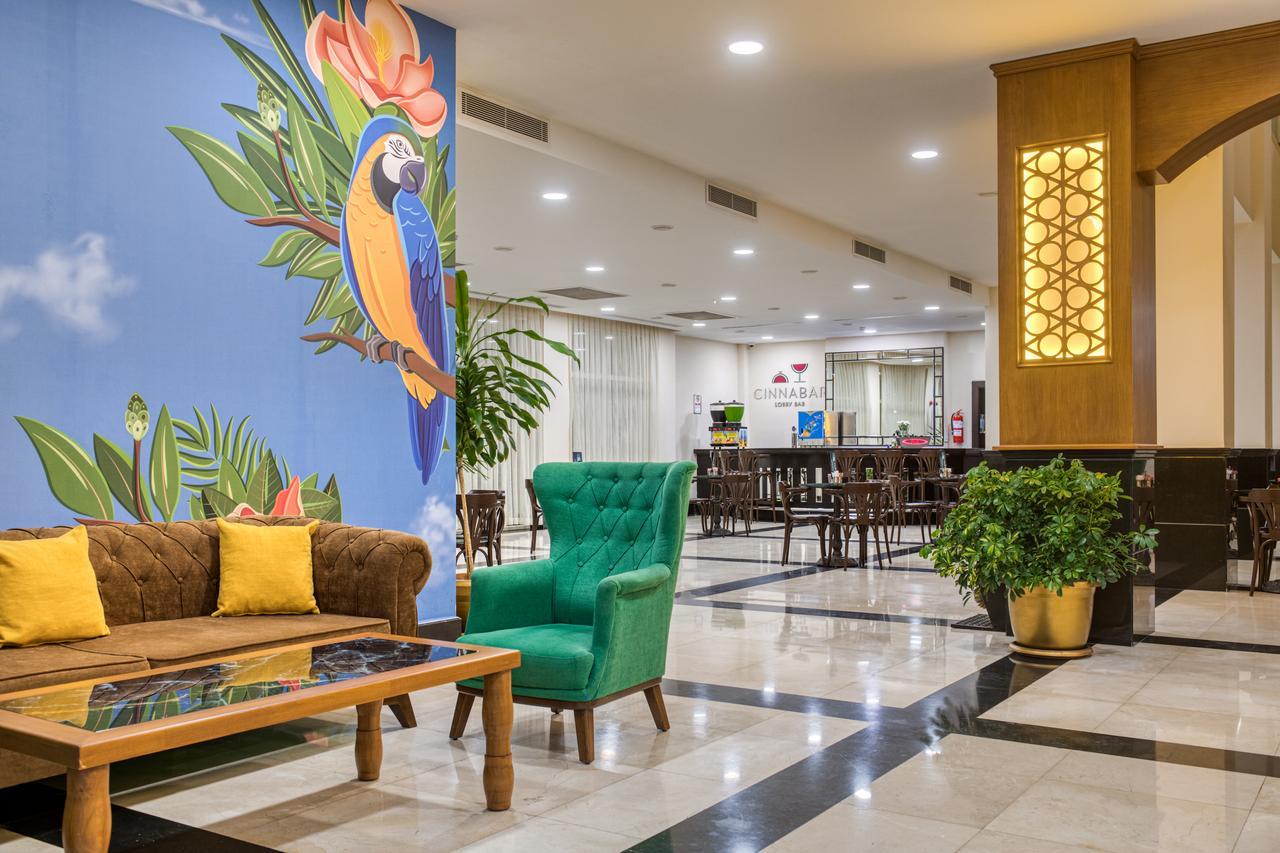 Sealife Buket Resort & Beach Hotel, Okurcalar, Turkey ... serapportantà Delimitation Jardin
