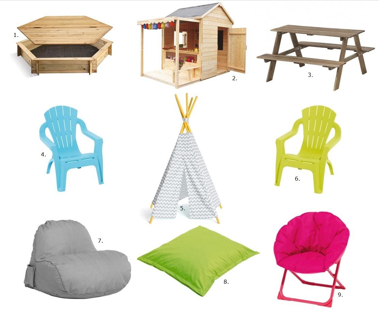 Sélection Mobilier De Jardin Pour Enfants - Cerise Sur Le ... encequiconcerne Ikea Mobilier De Jardin