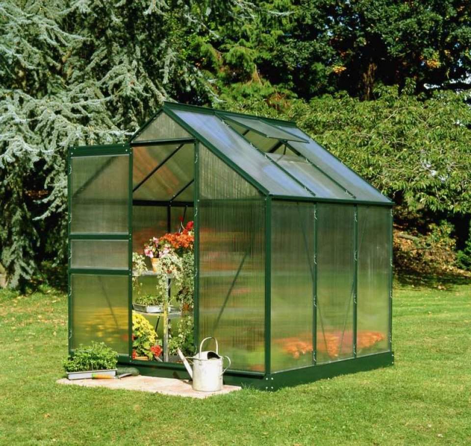 Serre De Jardin Pas Cher - Petite Surface 4M2 - Popular 66 à Serre De Jardin Pas Chere