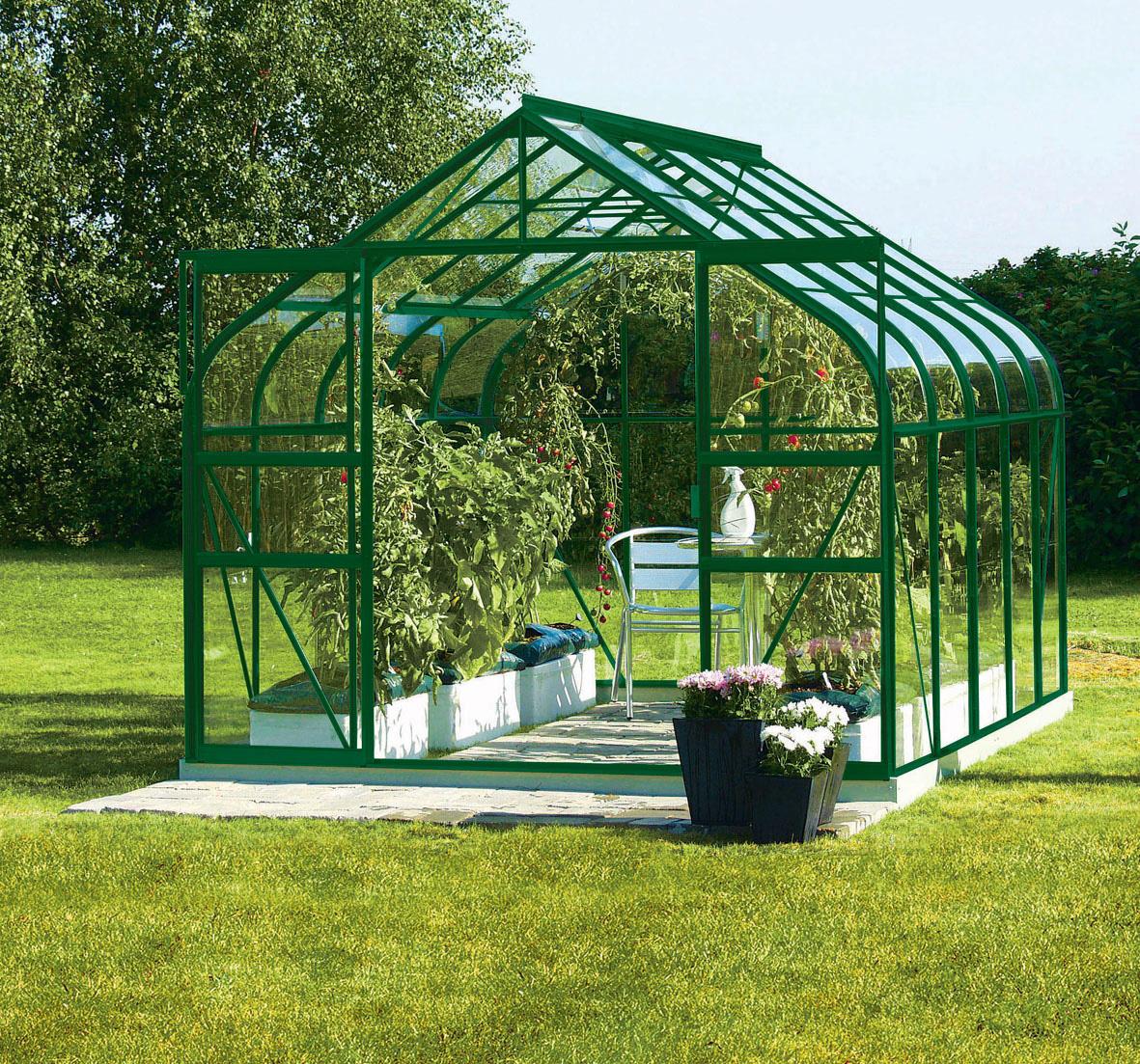 Serre De Jardin Petite, Pas Chère, De Balcon... Notre ... intérieur Serre De Jardin Leroy Merlin