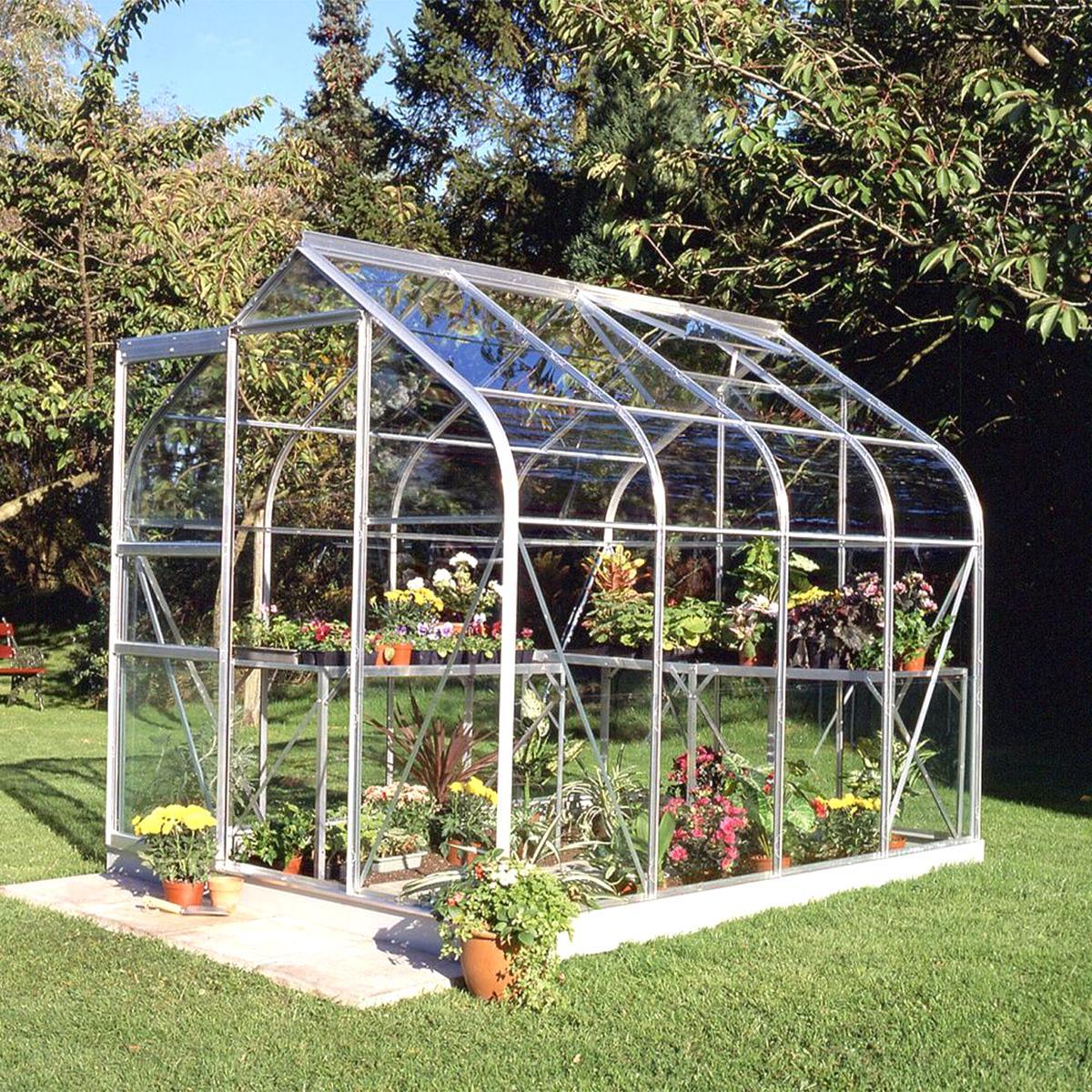 Serre Horticole Verre D'occasion serapportantà Serre De Jardin D Occasion