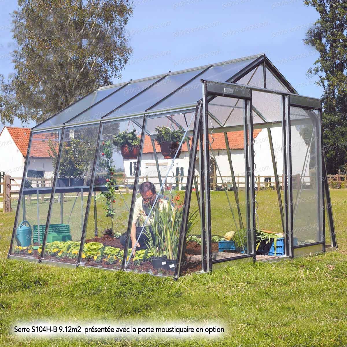 Serre Jardin pour Serre De Jardin Leroy Merlin