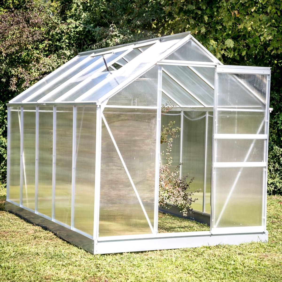 Serre Polycarbonate D'occasion pour Serre De Jardin D Occasion