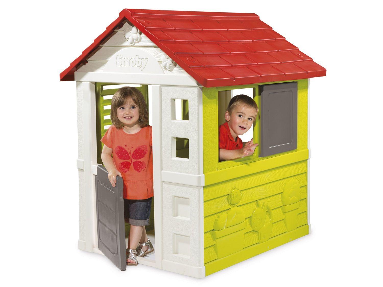 Smoby Cabane De Jardin Pour Enfants encequiconcerne Maison De Jardin Pour Enfants