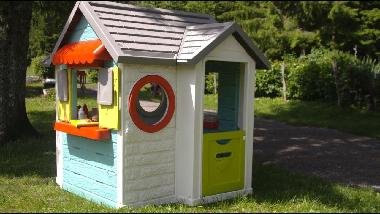 Smoby - Chef House [Fr/en] dedans Maison De Jardin Smoby