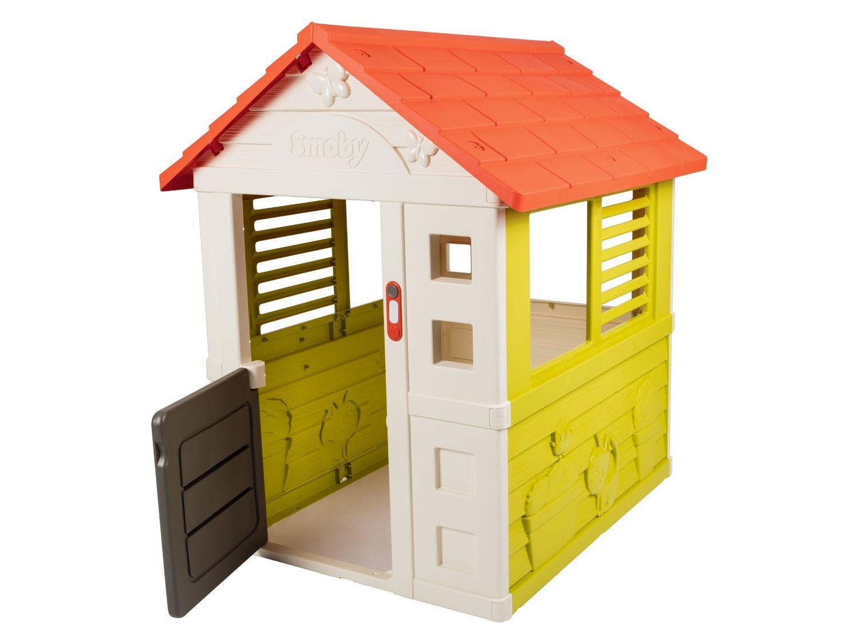 Smoby Maison De Jardin Pour Enfants   Lidl dedans Maison De Jardin Smoby