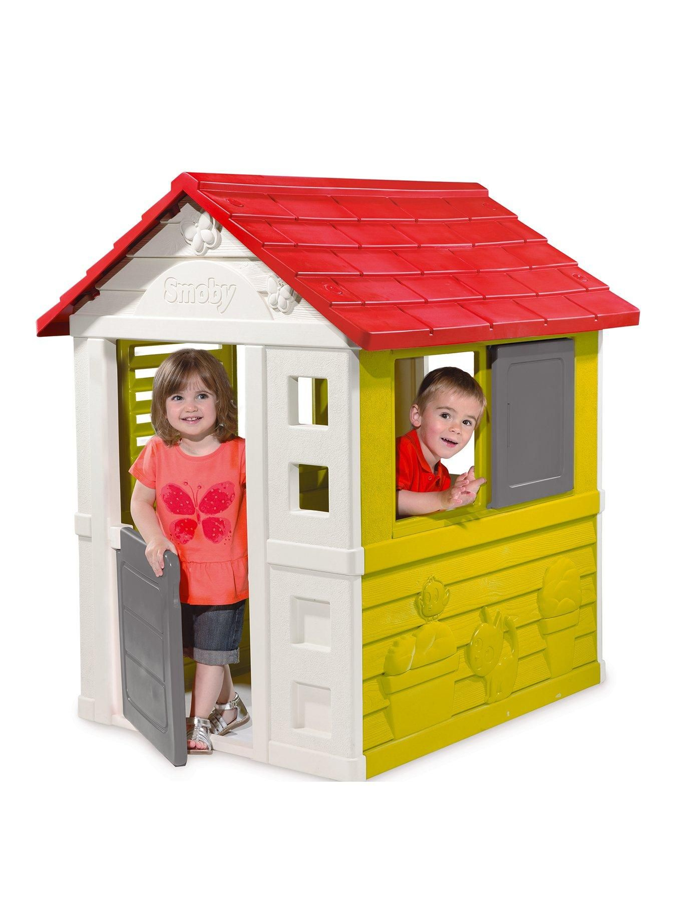 Smoby Nature Home In One Colour | Products In 2019 | Play ... à Maison Jardin Smoby