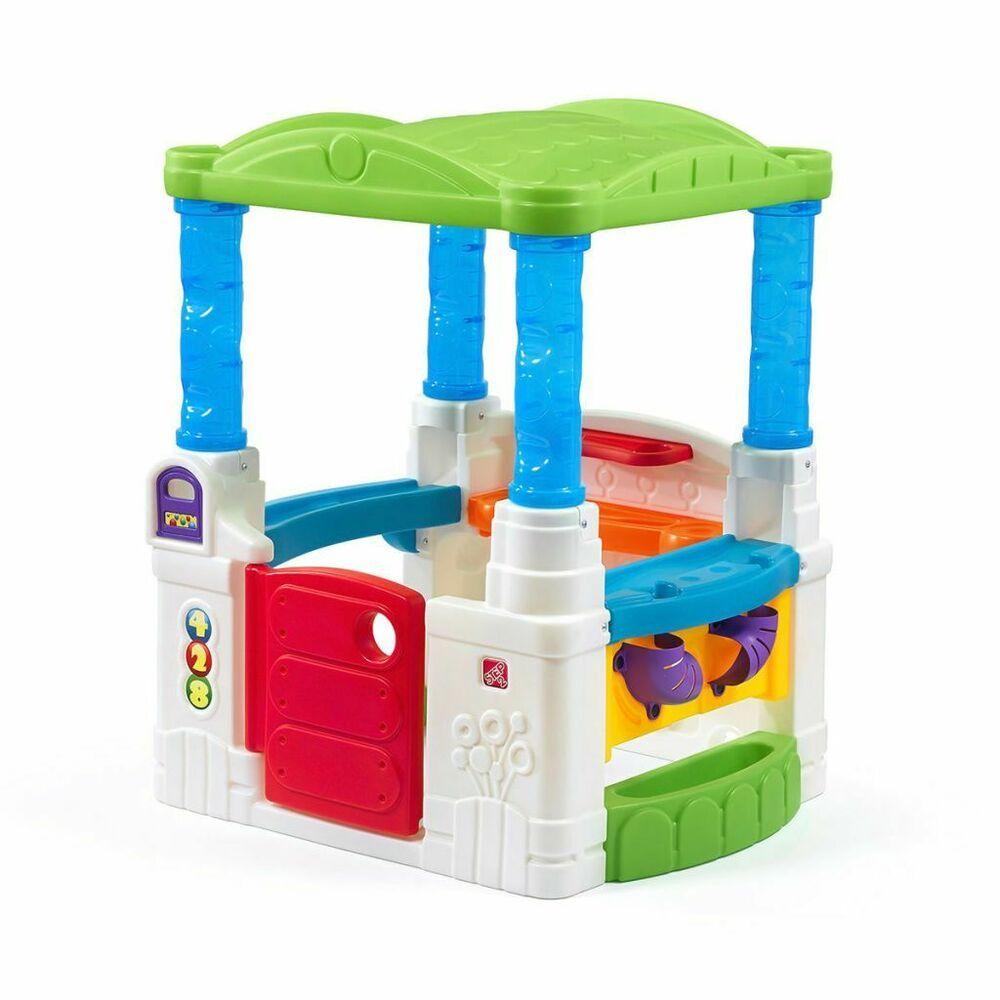 Step2 Cabane Pour Enfants En Plastique Jouets Jeux De Plein ... tout Maison Jardin Jouet