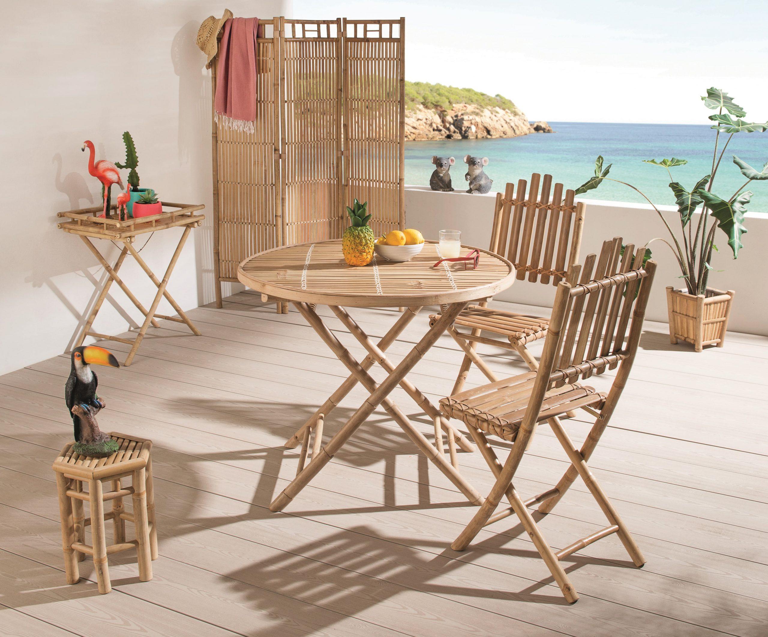 Style : Mon Jardin Tropical | Blog La Foirfouille tout Salon De Jardin La Foir Fouille