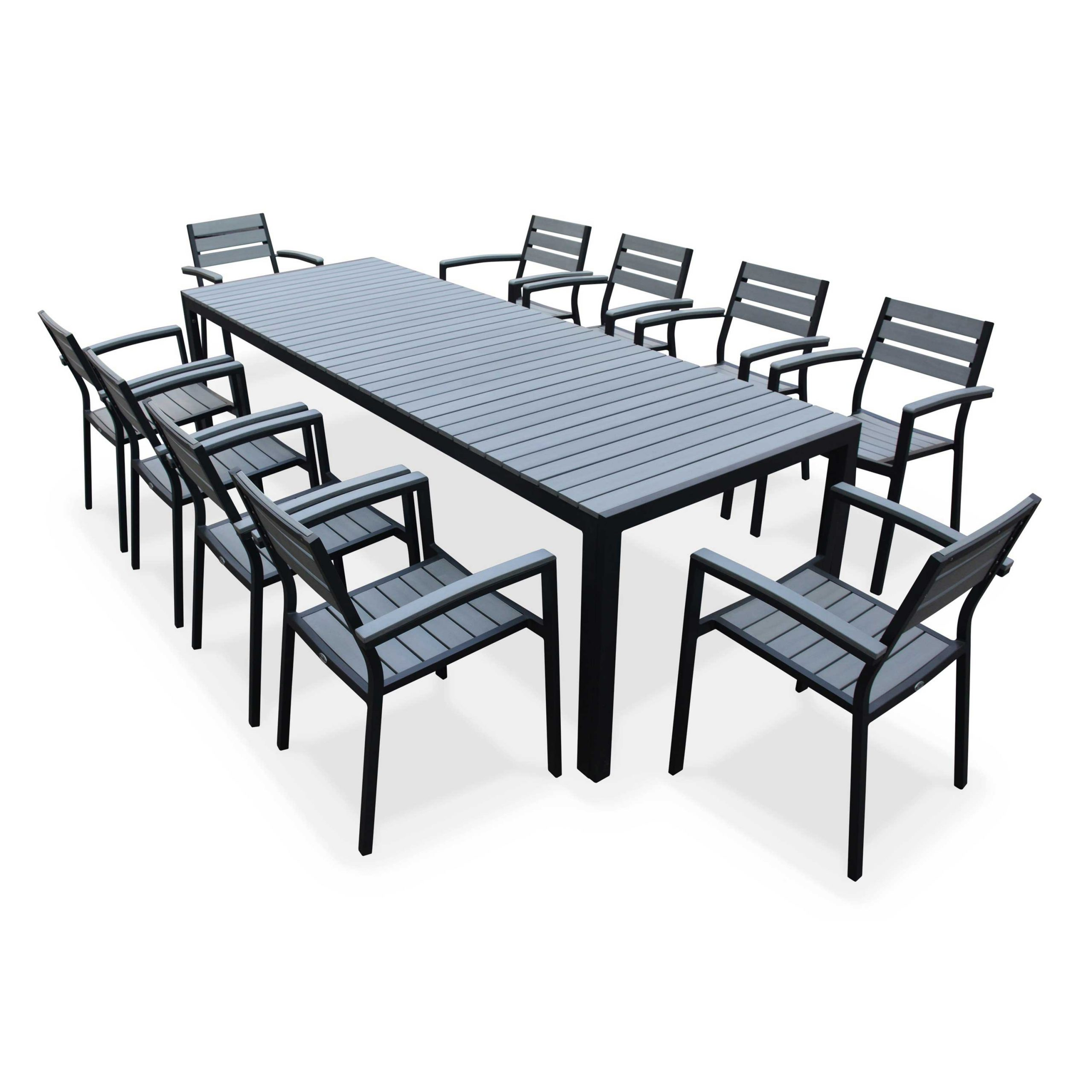 Table De 10 Jardin Personnes Castorama Rocqdxewb pour Table Jardin 10 Personnes