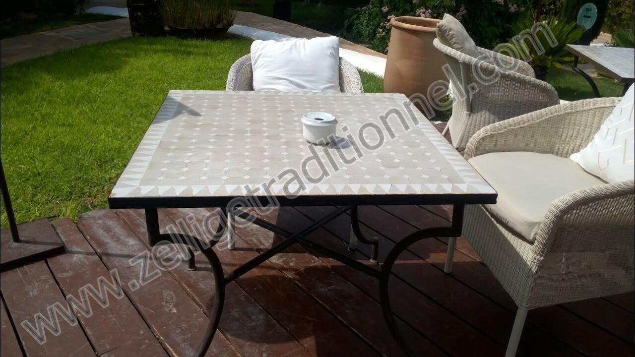 Table Mosaique Geant Casino - Imcorphyferdeitruc tout Table De Jardin Geant Casino